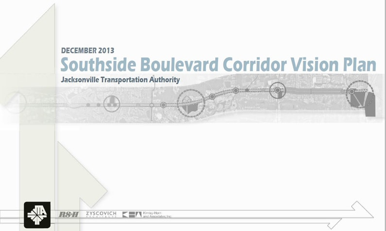 Southside Blvd Corridor Visioning Study Comes to an End