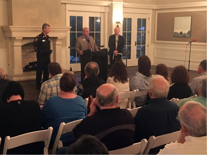 Town Hall Nocatee 02-01-17