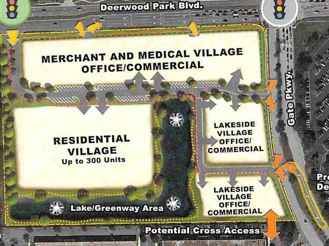 Gate Parkway Village Gets Approval By City Council, Bill 2017-040