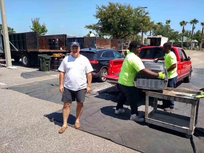 District 11 Annual Hazardous Waste Roundup a Success