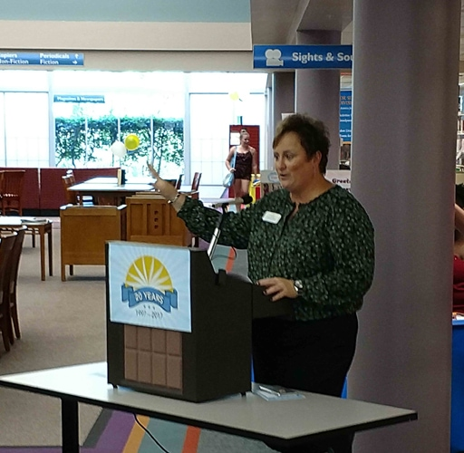 Southeast Regional Library Marks 20th Anniversary with Special Event