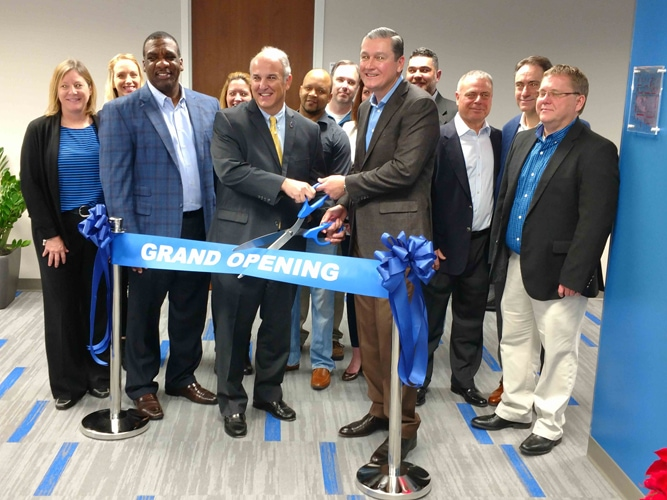 CM Becton Joins Kraton in Ribbon Cutting Ceremony