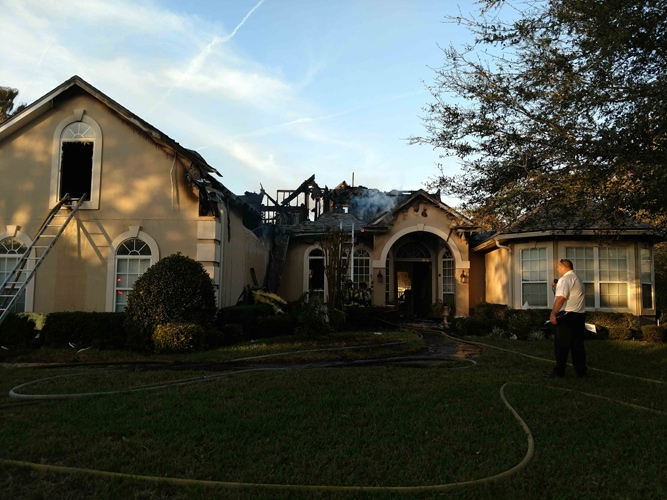 CM Becton Responds to the Residents of Hampton Park After Devestating Home Fire