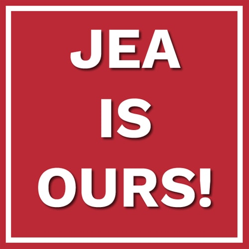 Jea Is Ours Logo