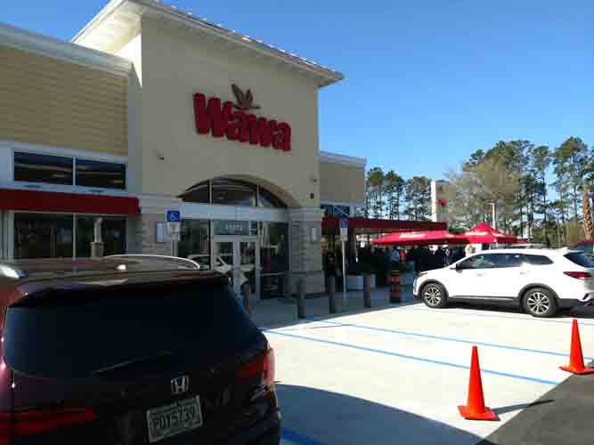 CM Becton Helps Open Newest Wawa Store, First in District 11; Fourth Store in Jacksonville
