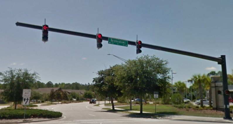 Residents and CM Becton's Efforts Result in New Traffic light for Sweetwater