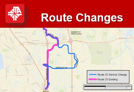 CM Becton Works with JTA to Modify Bus Service in Baymeadows