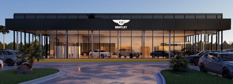 CM Becton, Announces that Bentley Motors Plans Dealership in District 11