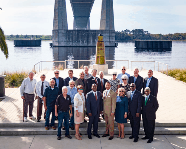 JTA and City Officials Celebrates 30th Anniversary of Dames Point Bridge