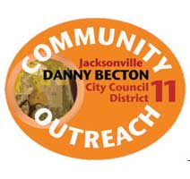 Danny Becton - Council Member for District 11