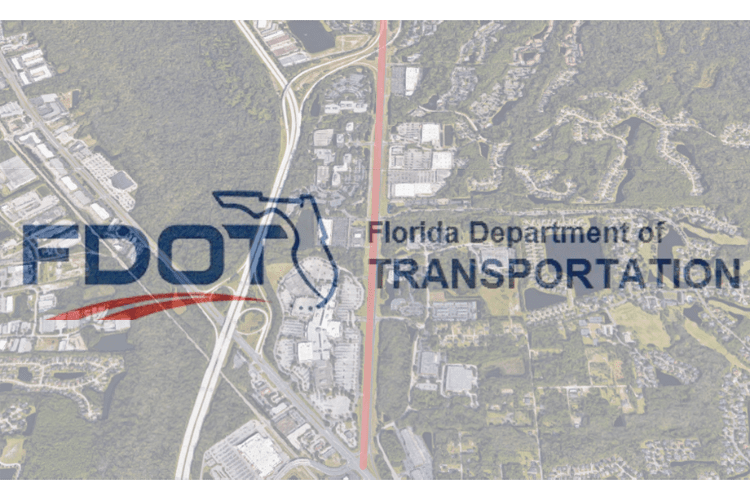 FDOT Southside Blvd
