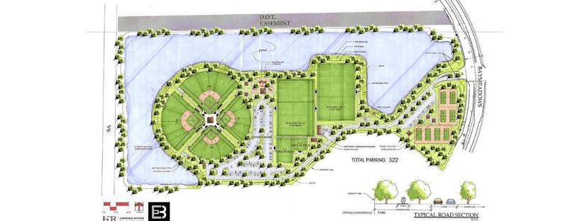 CM Becton Announces New Addition to Fort-Family Park – Baseball Quadraplex