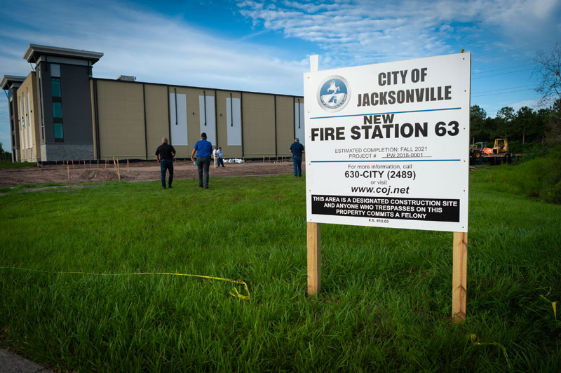 CM Becton to join Mayor Curry and JFRD Chief Powers for Groundbreaking of Permanent Fire Station #63