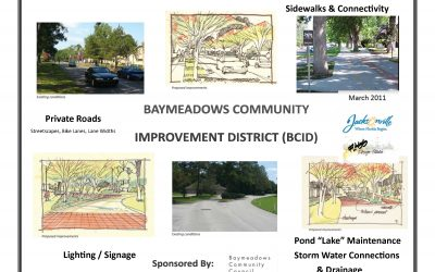 Baymeadows Community Improvement District Proposed