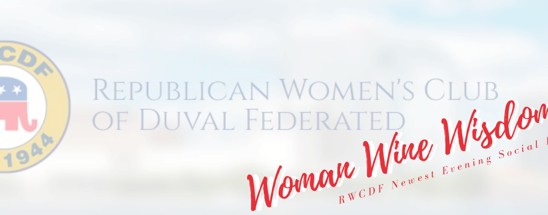 CM Becton Speaks to Republican Women Federated Event