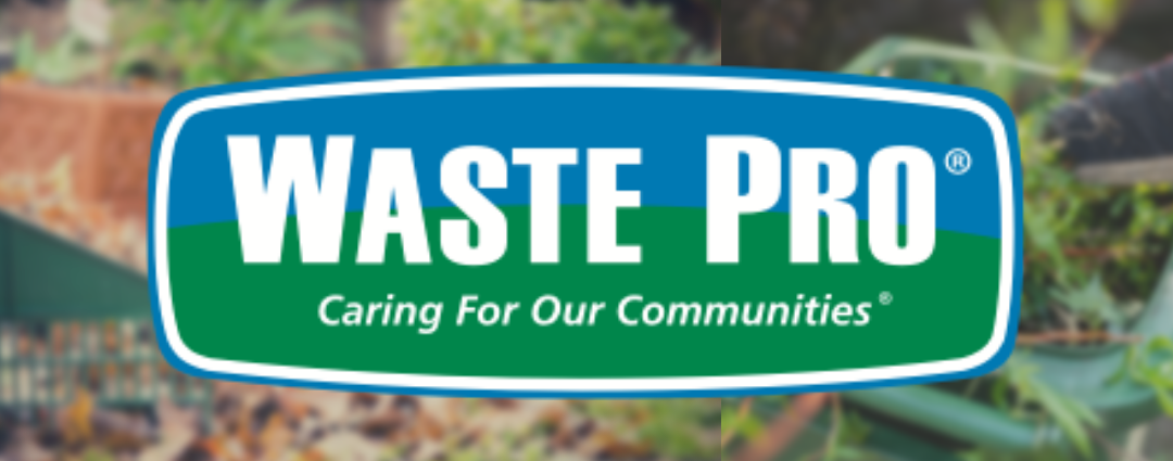 Waste Pro Addresses Missed Yard Waste Pick Up Issues