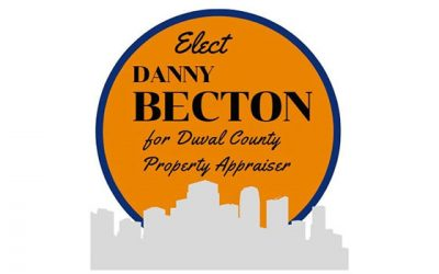 CM Becton Files for Duval County Property Appraiser