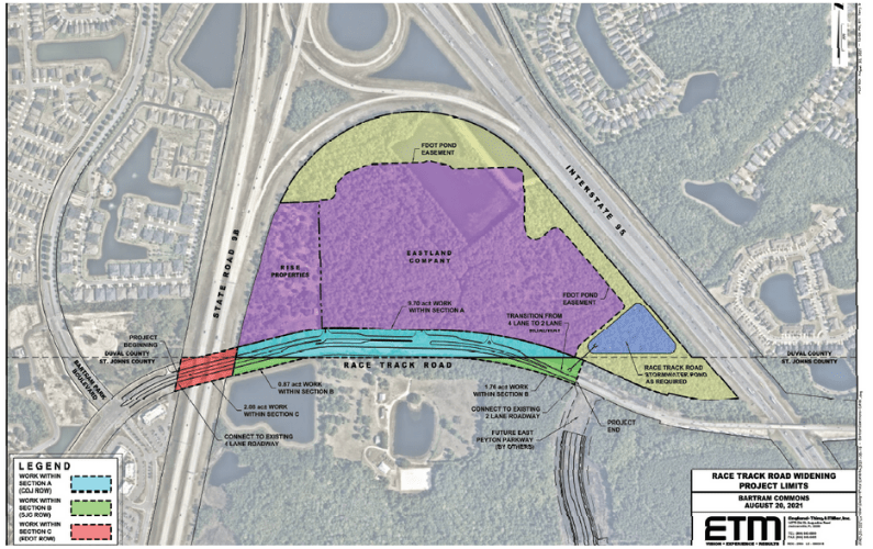 CM Becton Secures Improvements for Race Track Rd Widening in City's 2021-22 CIP