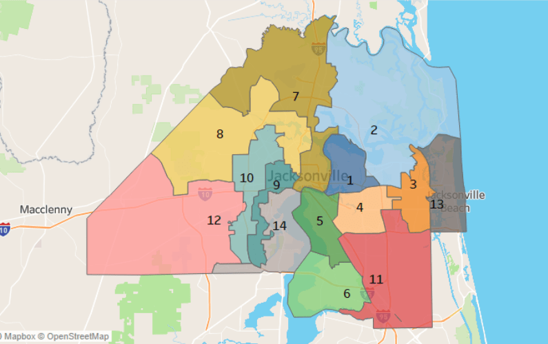 City Council Begins the Process of Redistricting