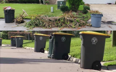 City of Jacksonville Announces Plan to Address Waste Collection Backlog